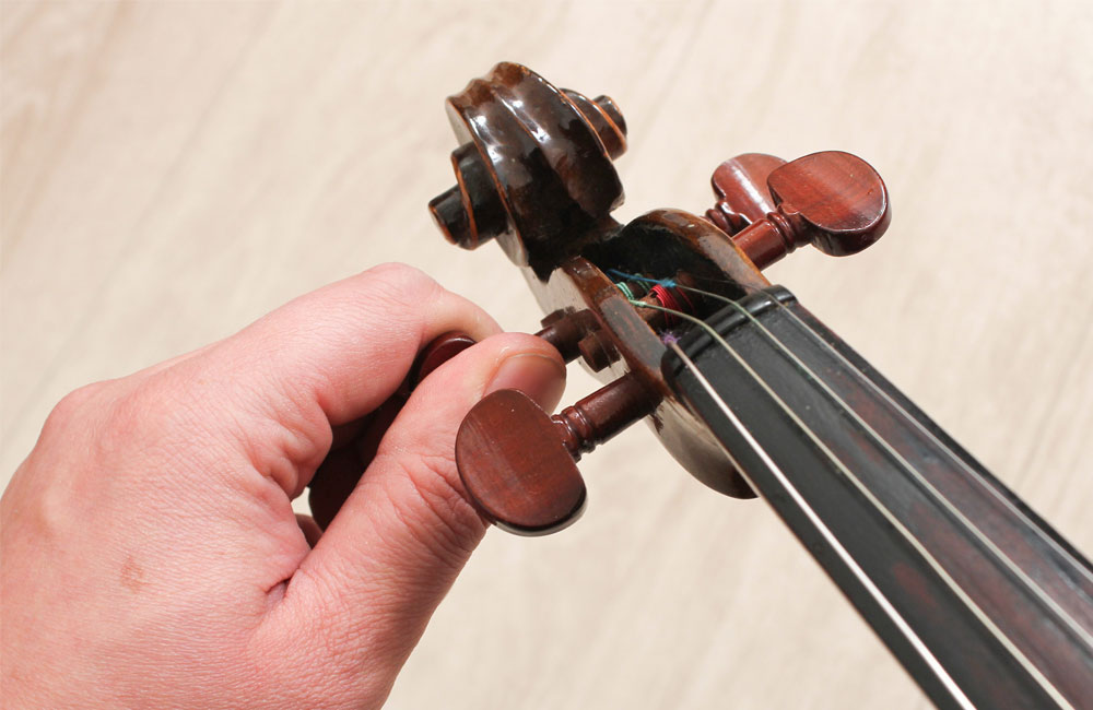 Standard Tunings for Violins Violas and Cellos
