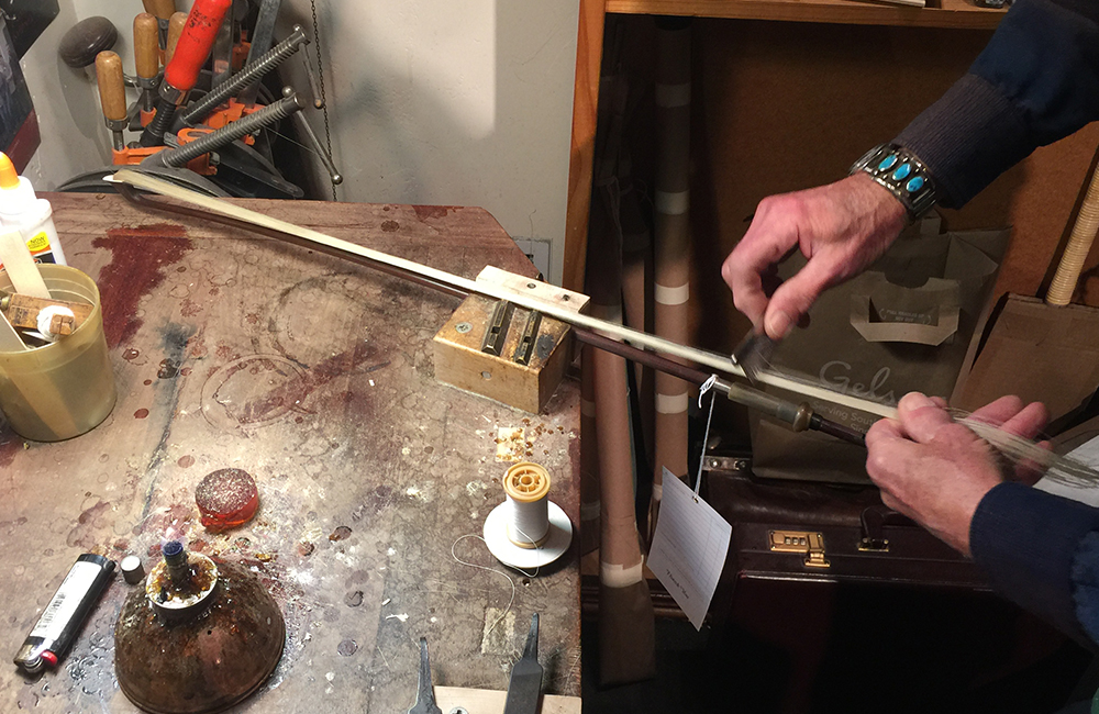 What to Know About Stringed Instrument Bow Rehairing