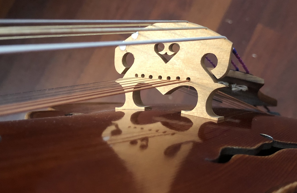 Demystifying the Violin, Viola, Cello Bridge