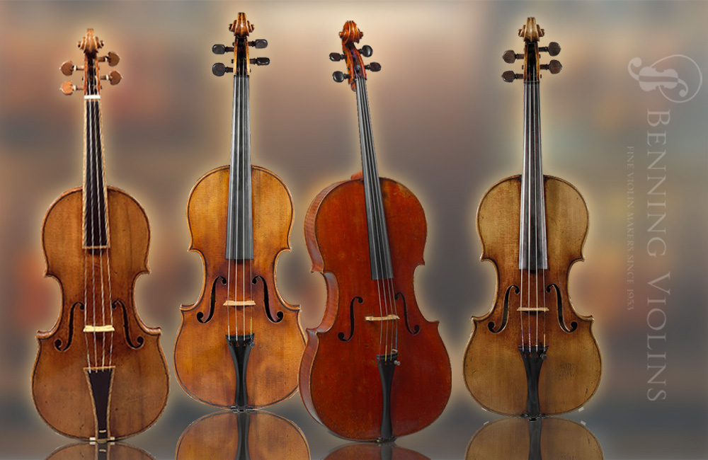 Stradivarius Violins at the Metropolitan