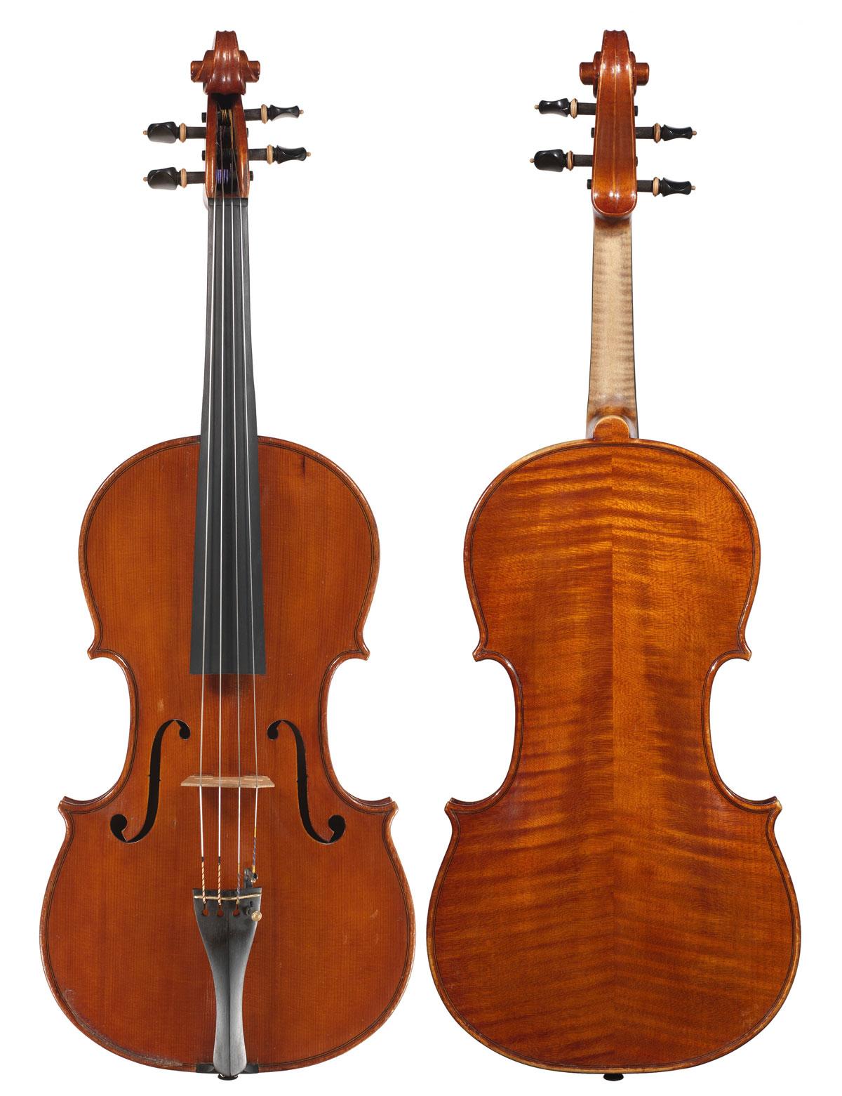 Viola by Giacomo & Leandro Bisiach