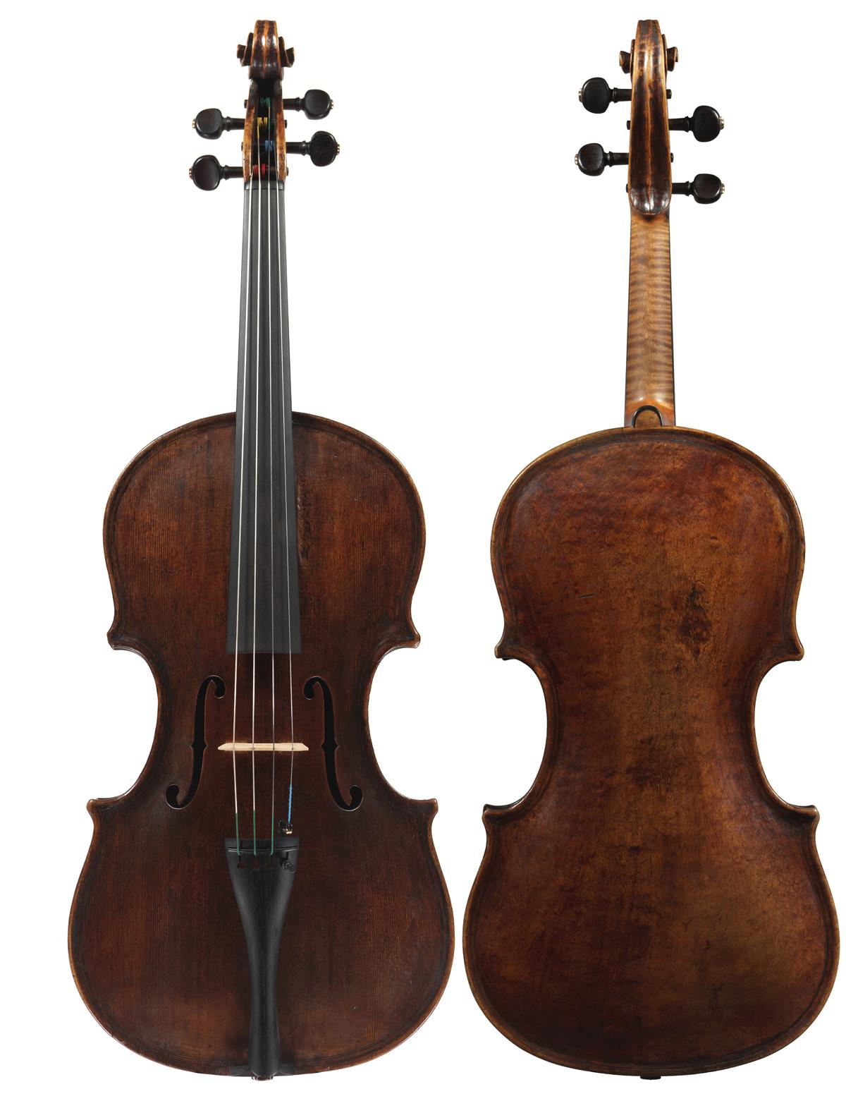 Viola by Giovanni Paolo Maggini