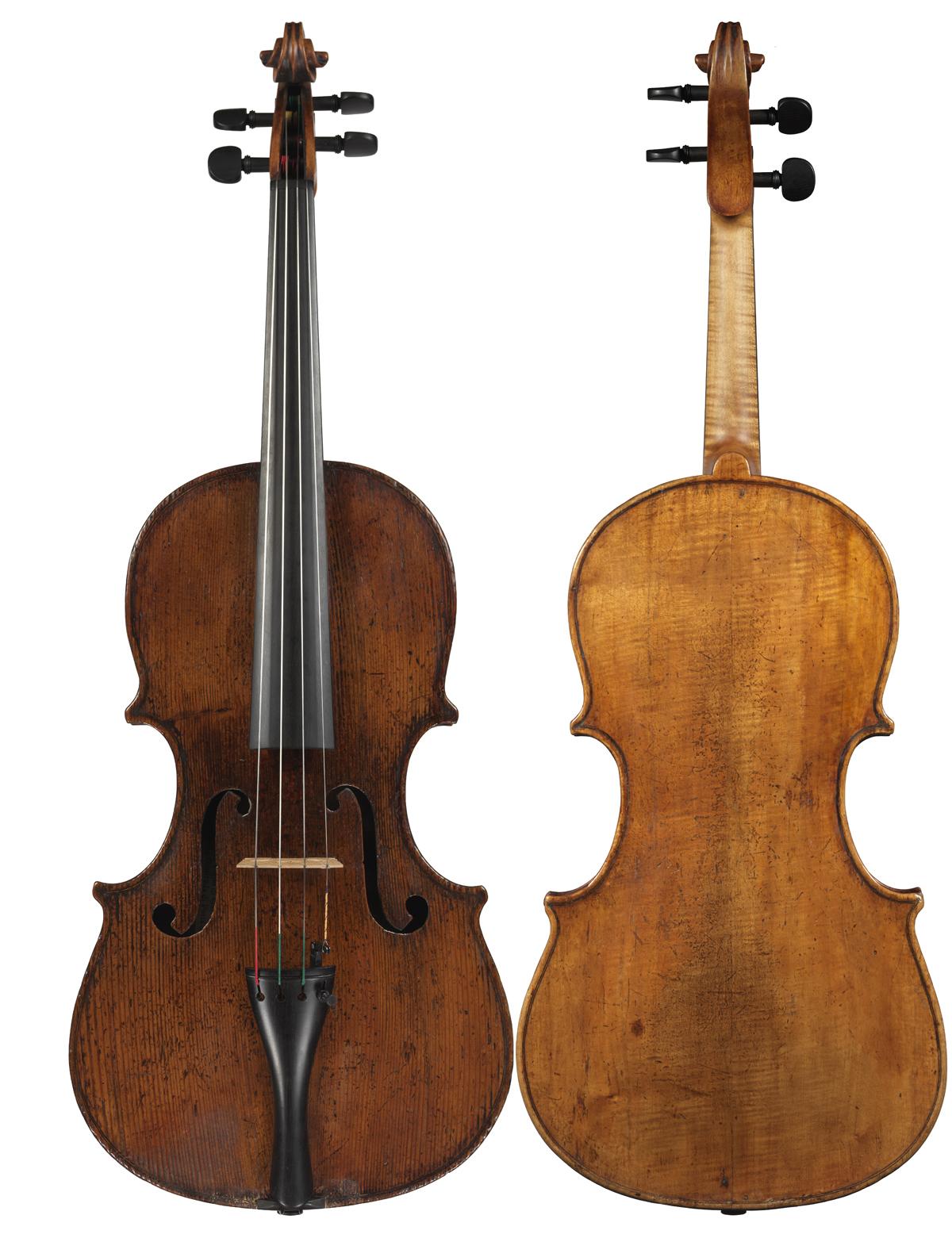 Viola by Giuseppe Guadagnini