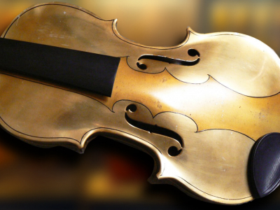 The Story on Aluminum Violins, Violas and Cellos