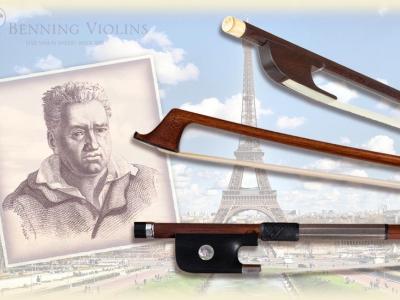 Francois Tourte: Inventor of the Modern Bow