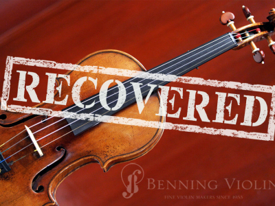 Why You Can't Easily Sell a Stolen Stradivarius Instrument