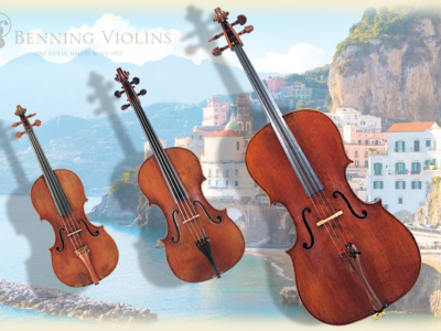 The History of the Gagliano Family of Violinmakers