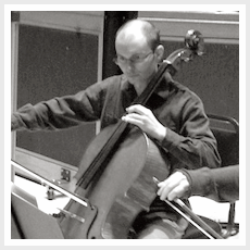 Cellist Victor Lawrence