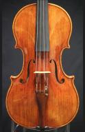 Eric-Benning-Bergonzi-Violin-2015-Front