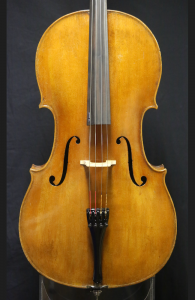 Unknown-Czechoslovakian-Cello-1930-Front