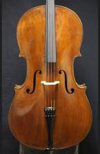 Unknown-Mirecourt-Cello-1870-Front
