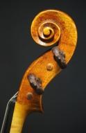Eric-Benning-Guarneri-Vieuxtemps-Violin-2019-Scroll