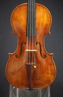Eric-Benning-Bergonzi-Violin-2019-Front