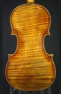 Franciscus-Marie-Pupunatus-Violin-1839-Back