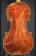 Philippe-Gaud-Violin-Back