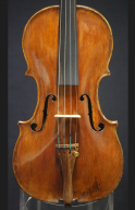 Unknown-French-Violin-1780s-Front
