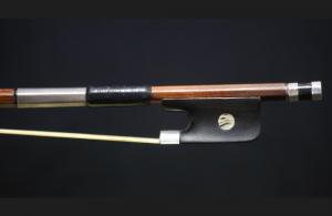 Charles-Nicholas-Bazin-Cello-Bow-Frog-1900