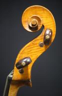 Joseph-Henry-Banks-1798-Cello-Scroll