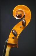 Horatio-Pineiro-Cello-1995-Scroll