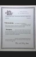 Raffaele-Antonio-Gagliano-Cello-1816-Certificate-1