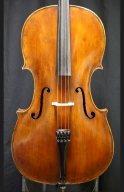 Raffaele-Antonio-Gagliano-Cello-1816-Front