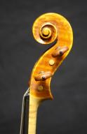 Andrius-Faruolo-Violin-2008-Scroll