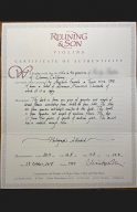 Annibale-Fagnola-Violin-Certificate-1