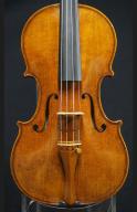 Eric-Benning-Bergonzi-Model-2020-Violin-Front