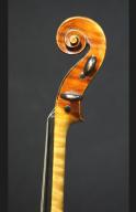 Gand-Bernadel-Fine-Violin-1892-Scroll