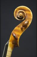 Andrea-Bisiach-1912-Violin-Scroll